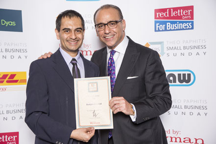Dev with Theo Paphitis